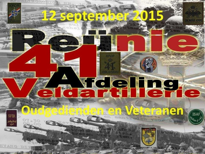 Flyer Reunie 41 Afdva 12 september 2015